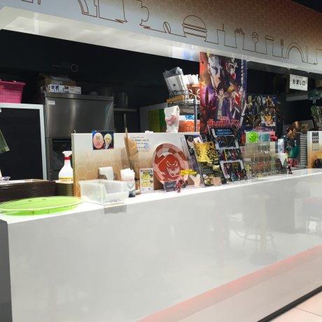Gundam Café - Tokyo Station