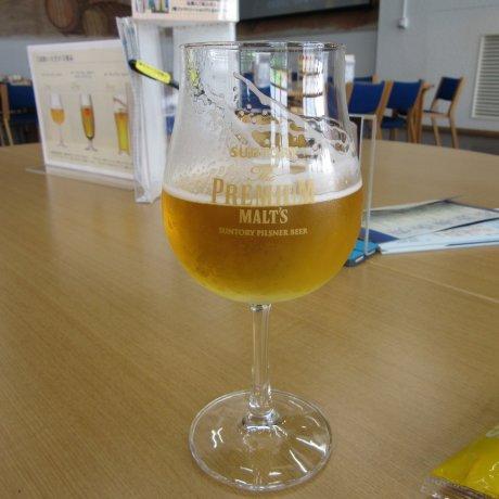 Suntory Musashino Brewery Tour