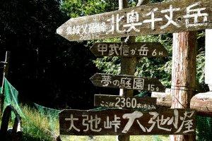 I love signposts