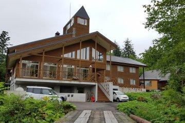Daisetsuzan Shirakabaso Hostel