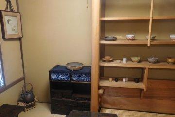以前的茶具