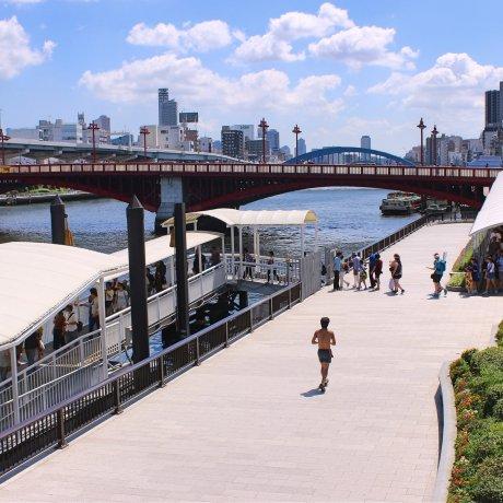 8 địa điểm tuyệt vời nhất để chạy bộ ở Tokyo
