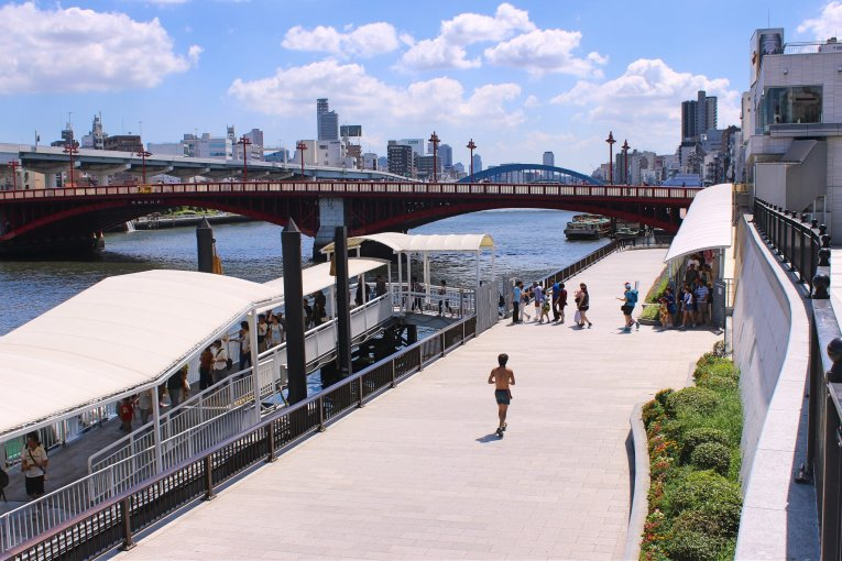 8 Best Places to Run in Tokyo