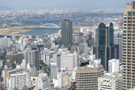 Osaka từ trên không