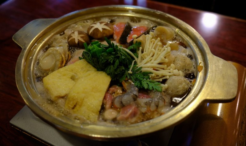 Chankonabe - the healthiest way to get huge