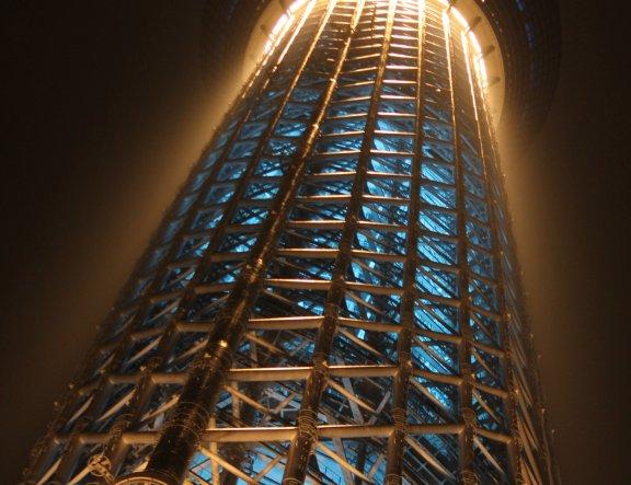 Una de las caras de Tokio: Sumida