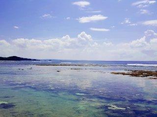 Le Cap Manzamo à Okinawa