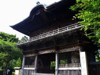 Old Nio-mon (Nio gate)