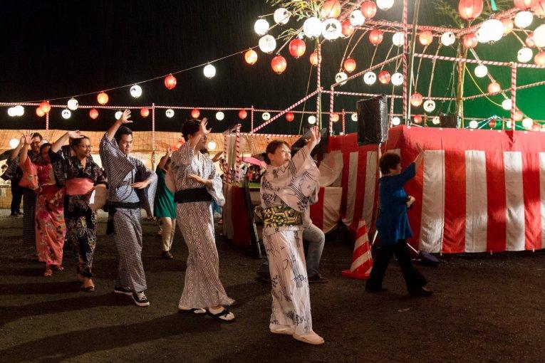 Festival Matsushima Bon