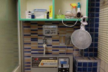 投幣式洗衣機服務