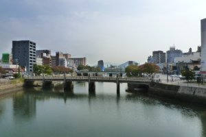 Another view of Hiroshima