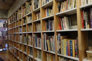 精心排列的40,000本書