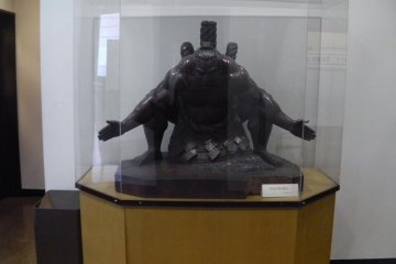 Sumo is a sport with a legendary history