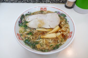 Shukaen: Onomichi Ramen [Closed]
