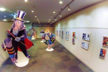 Inside the Mizuki Shigeru museum