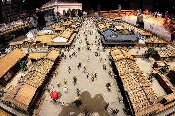Bảo tàng Edo - Lịch sử sống động!