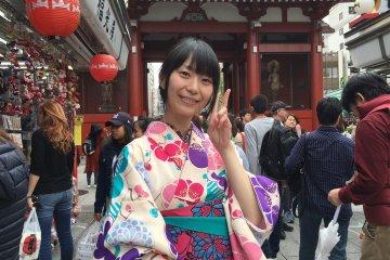 More kimono photography