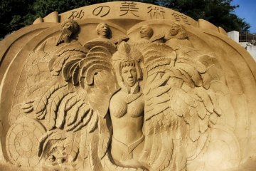 Tottori Sand Museum - South America