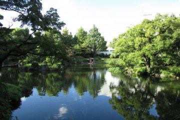 It is hard to believe that this is hidden in the heart of Tokyo