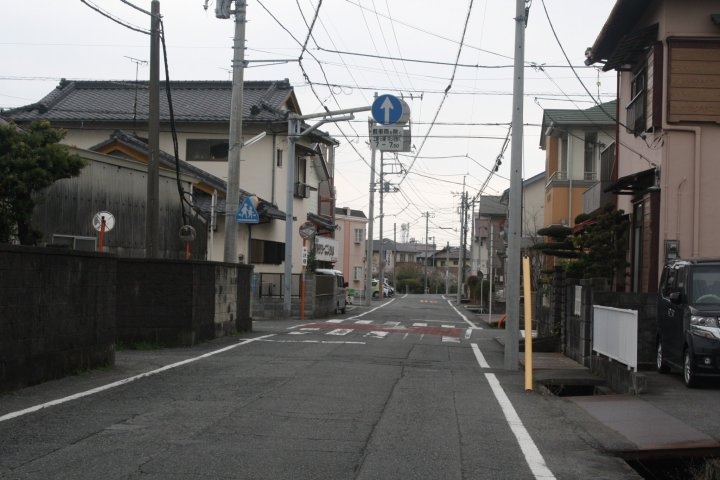 Berkeliling di Sekitar Kota Fuji