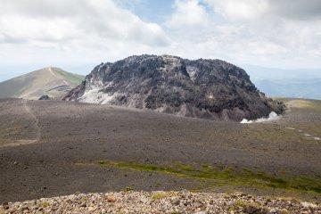 The lava dome