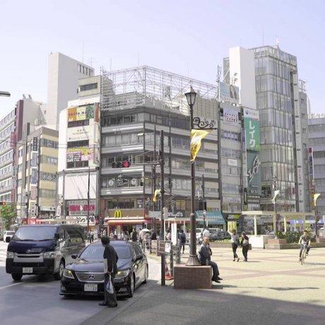 도쿄 기차 에피소드 1 – 이케부쿠로