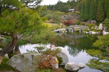 Hiroshima's Sankeien Garden