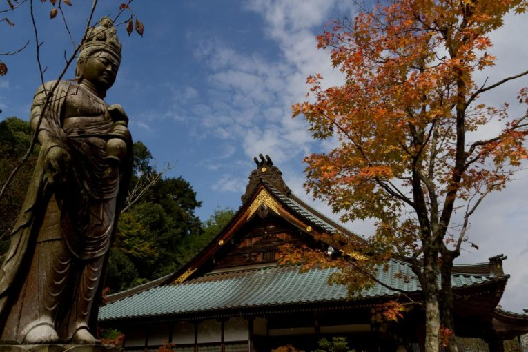Le Temple Daisho-in à Miyajima