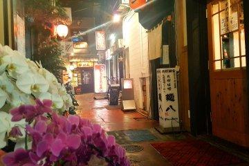漂亮的小巷子