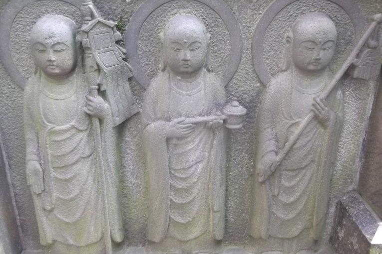 Đền Ohatsu Tenjin Chokyu-In ở Yanaka