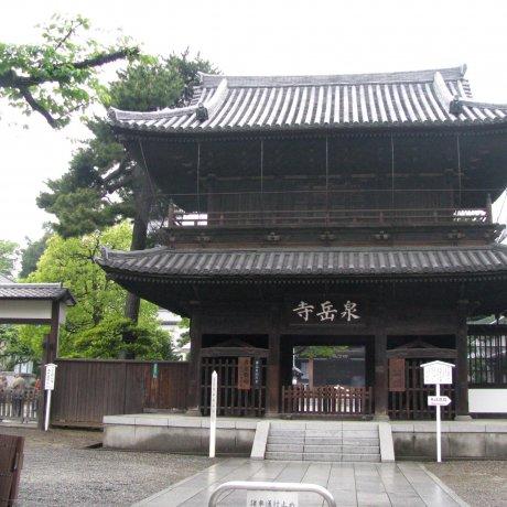 47 Ronin Memorial in Tokyo