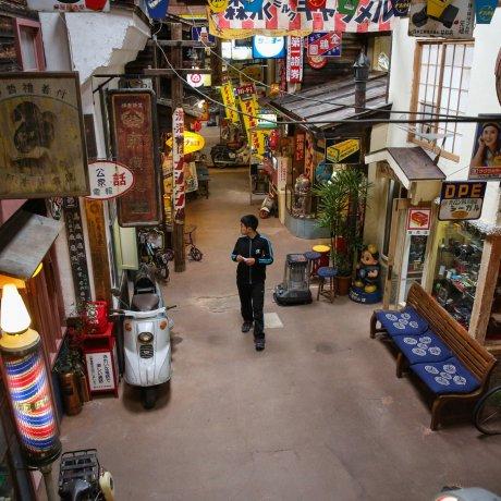 Le Musée Showa de Takayama
