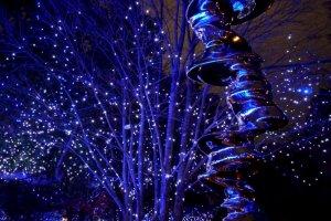 """Starlight Garden"" สวนหลังอาคารโตเกียว มิดทาวน์ จะถูกเนรมิตให้เป็นสวนสวรรค์"