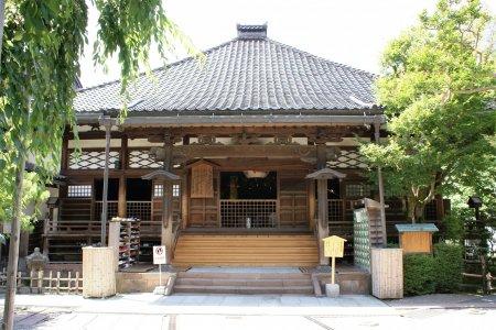 Myoryu-ji (Ninja-dera) in Kanazawa