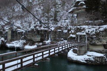 Tonohetsuri Bridge
