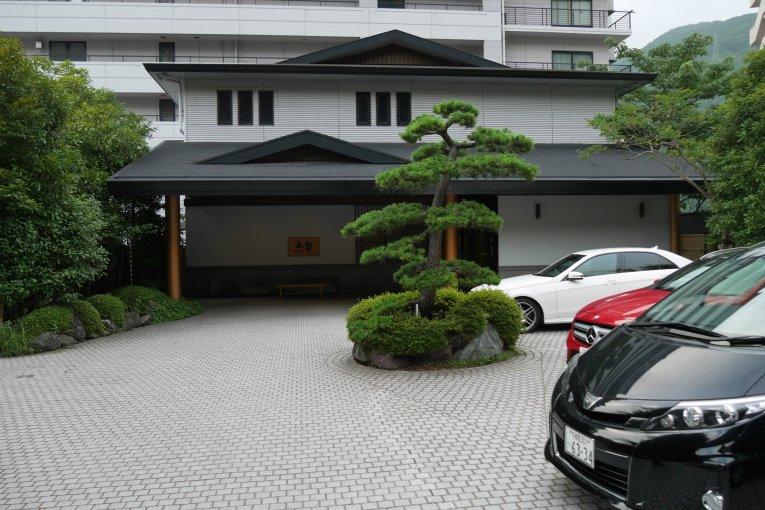 Kinugawa Onsen Sanraku Hotel