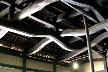 The ceiling construction
