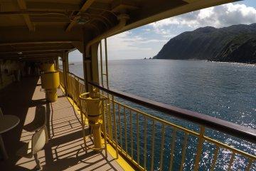 Voyage to Aogashima