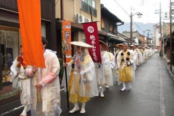 yamabushi parade