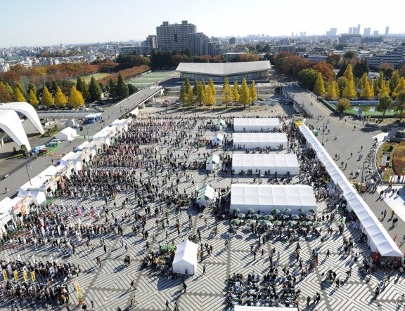 เทศกาล Tokyo Ramen Show