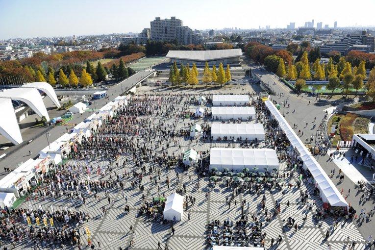 Lễ Hội Mỳ Ramen Ở Tokyo