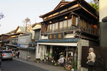 В Нарите можно купить разнообразные вещи, сделанные в Японии