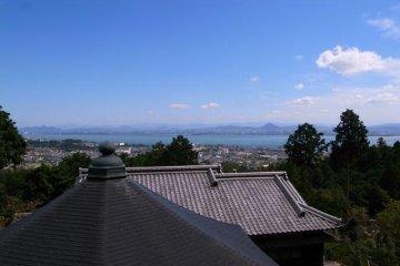 View from Nanzenbo