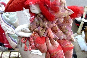 """Магазин кукол """"Бэлл ами"""" в Мацумото"""