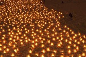 เทศกาล Yokote Kamakura