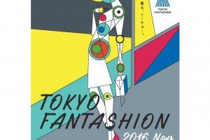 Tokyo Fantashion poster.