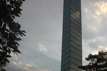 Chiba Port Tower: not to be underappreciated
