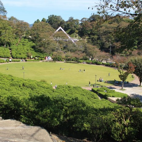 Nishiyama Park and Red Pandas in Sabae