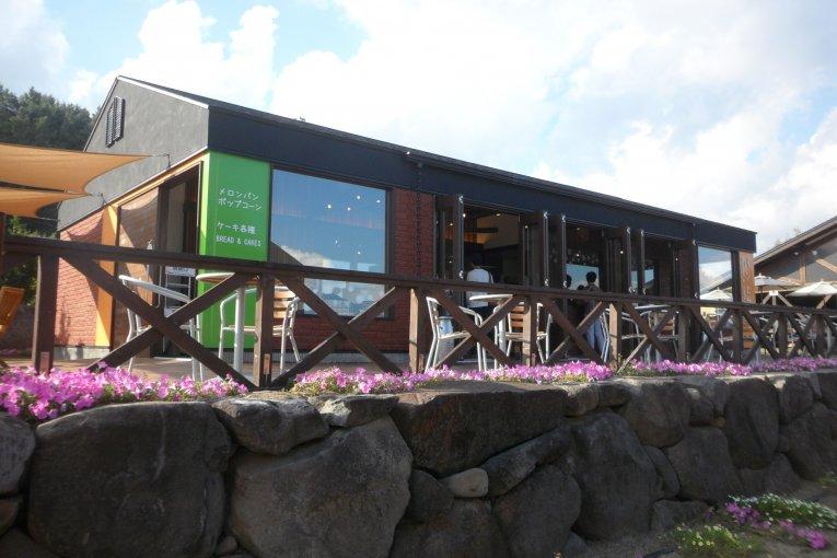 Tomita Melon House at Furano