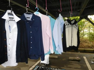High end shirts